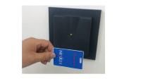 カードによる入退室