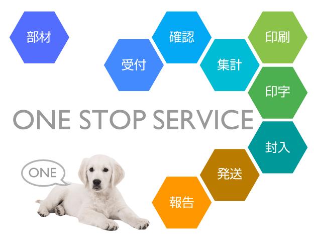バックオフィス(事務局代行業務)のONE STOP SERVICE